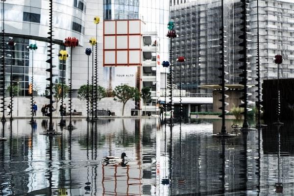 Sustainable urban development against flooding