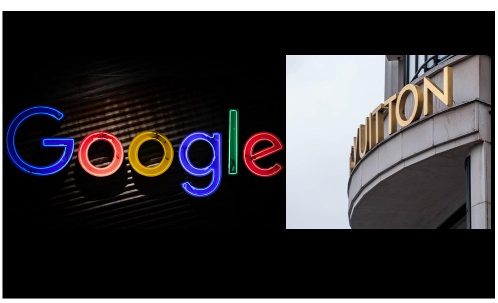 KI LVMH Google
