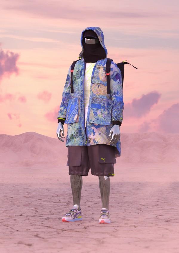 digital fashion look von the fabricant