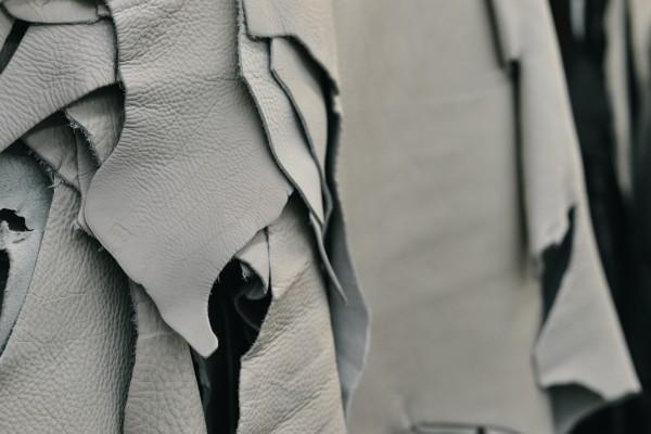 Leder als nachhaltige materialien