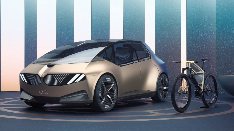 i Vision Circular by BMW