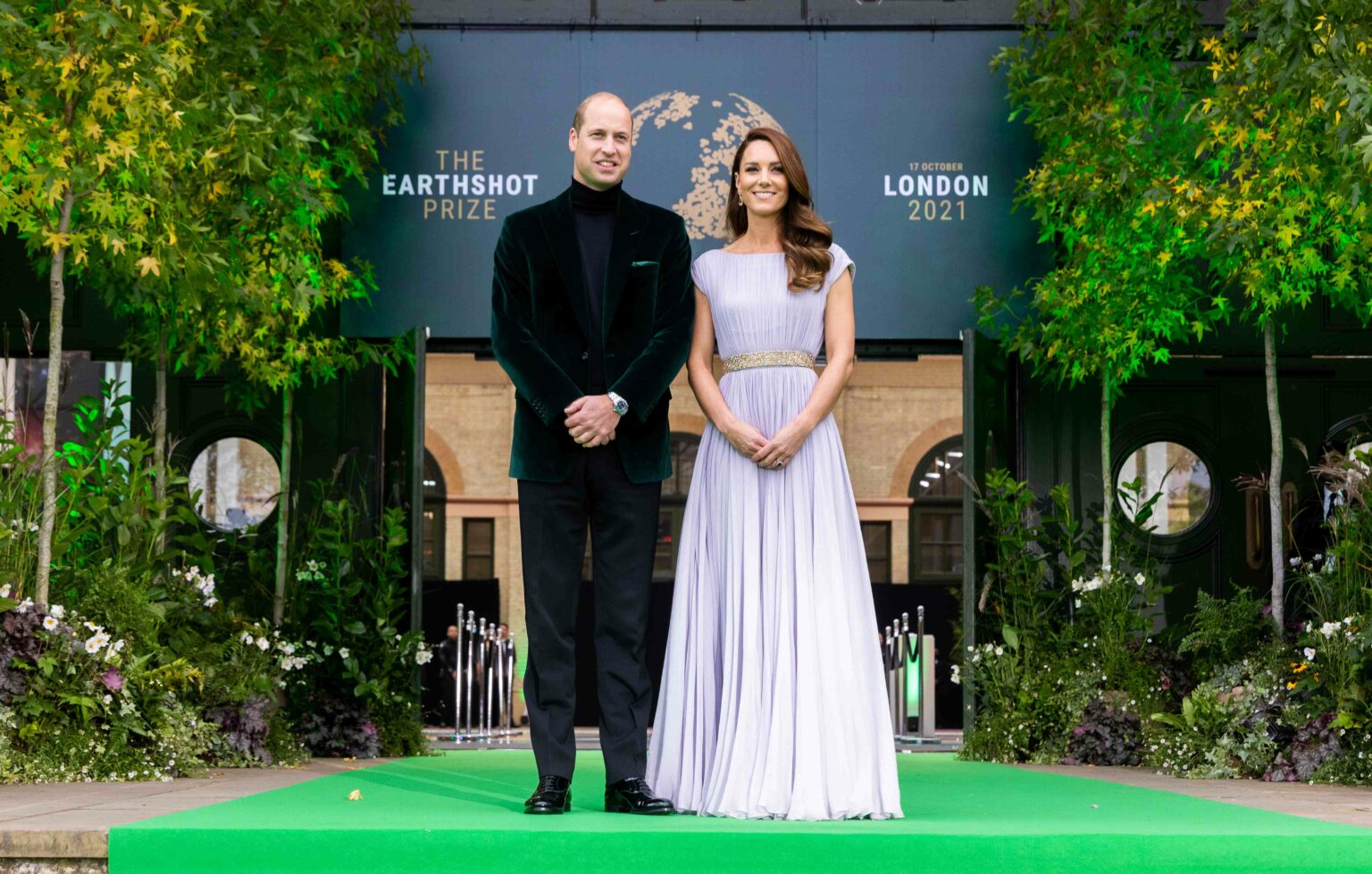 Earthshot Prize William and Kate