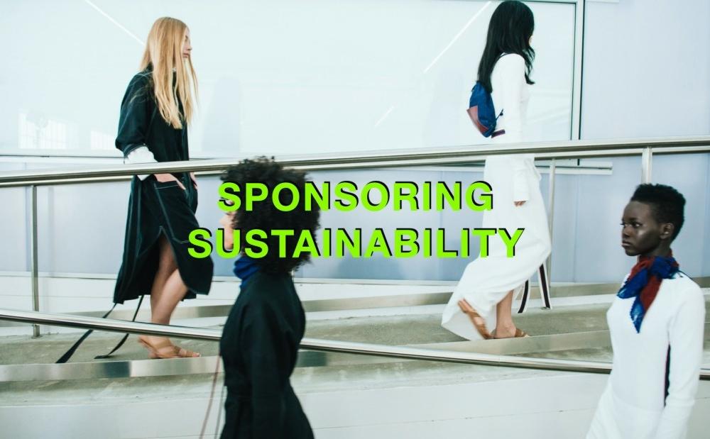 sponsoring sustainability