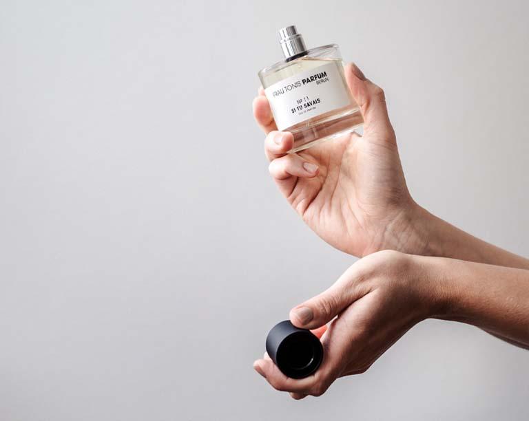 nachhaltiges Parfum